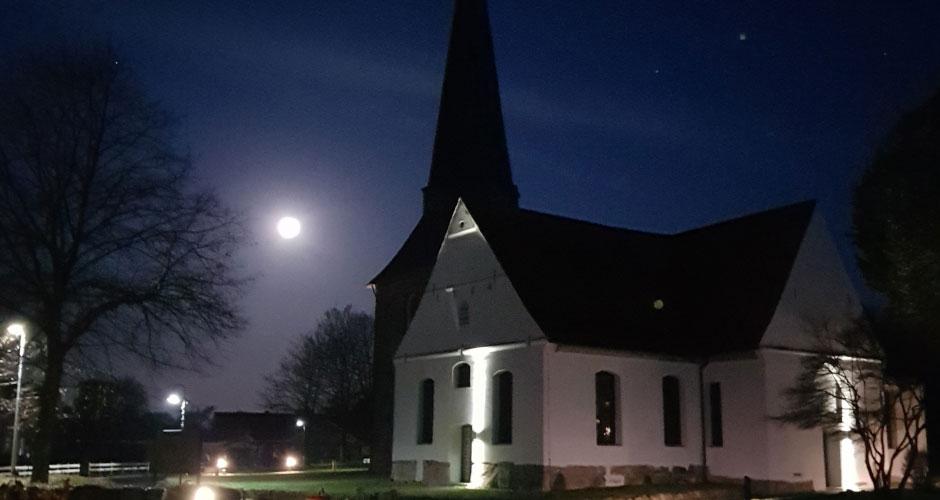 Kirche Jevenstedt